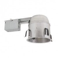 "5"" Shallow recessed remodel IC 50watt air tight housing"