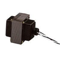 Low voltage 10.4volt magnetic transformer for low voltage recessed lighting housing