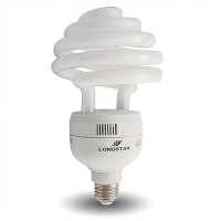 Top Spiral Compact Fluorescent Lamp - CFL - 55 watt - 27K