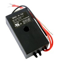 Under cabinet 105 watt 12v AC Electronic Encapsulated Transformer