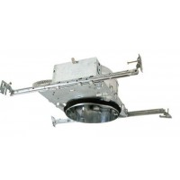 "6"" Shallow recessed new construction IC air tight housing"