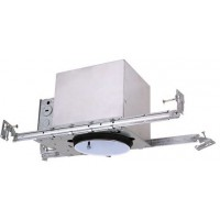 """4"""" Recessed lighting IC air tight new construction housing"""