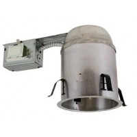 "5"" Recessed remodel fluorescent IC air tight rated ceiling light"