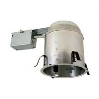 "6"" IC rated air tight remodel recessed housing"