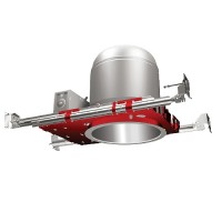 "Fire Rated 6"" recessed lighting air tight IC housing, 1-Hour L500 P500, 2-Hour L505"