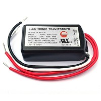 Under cabinet HD60-120 60watt 12VAC Electronic Encapsulated Transformer