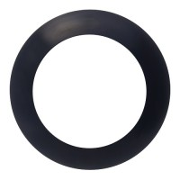 Sylvania 75100 LD/TRIM/BLK black trim ring kit for LED ULTRA Light Disc