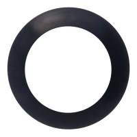 Sylvania 75100 LD/TRIM/BLK black trim ring kit for LED ULTRA Light Disc