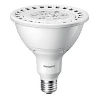 Recessed lighting Philips 426320 CorePro LED Par 38 13watt 2700K 25° narrow flood light bulb