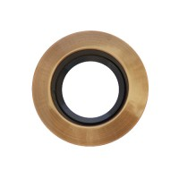 "Sylvania 70697 RT4/TRIM/ORBZ 4"" bronze reflector bronze trim ring kit for ULTRA RT4 LED retrofit trim"