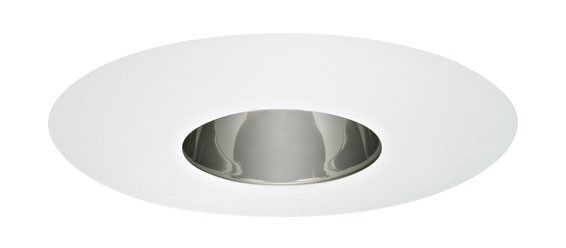 6 Quot Recessed Mr16 Electronic Retrofit Chrome Reflector