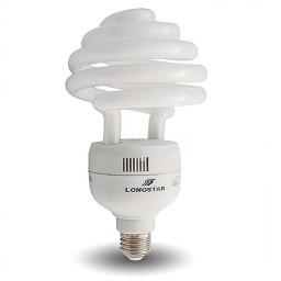 Top Spiral Compact Fluorescent Lamp - CFL - 55 watt - 27K