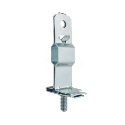 Suspended HX-T-CLIP-BA1 Track Lighting Supported T-Bar Clip