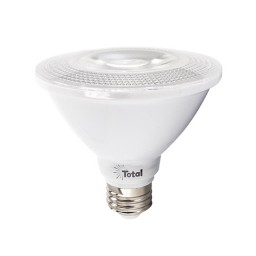 Track lighting LED Par30 Short Neck 4000K 40° flood light bulb 11watt natural white light dimmable