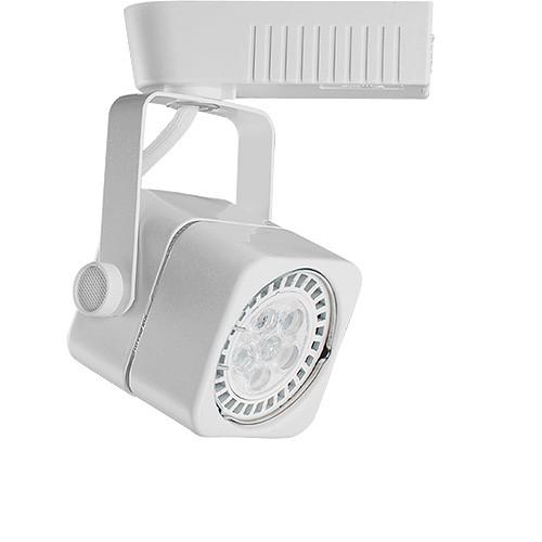 Sylvania Bulbs Catalog >> White soft square MR16 low voltage track light fixture head