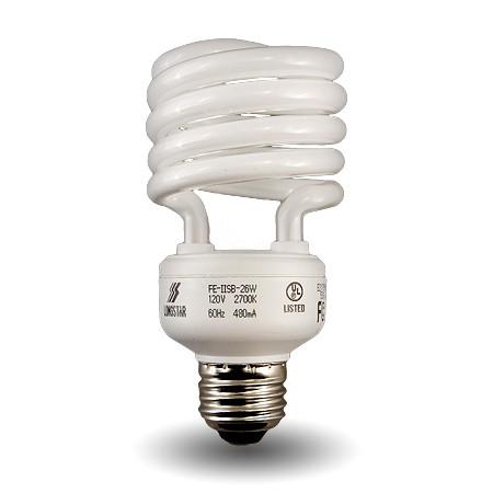 track lighting dimmable spiral compact fluorescent cfl 13watt 27k