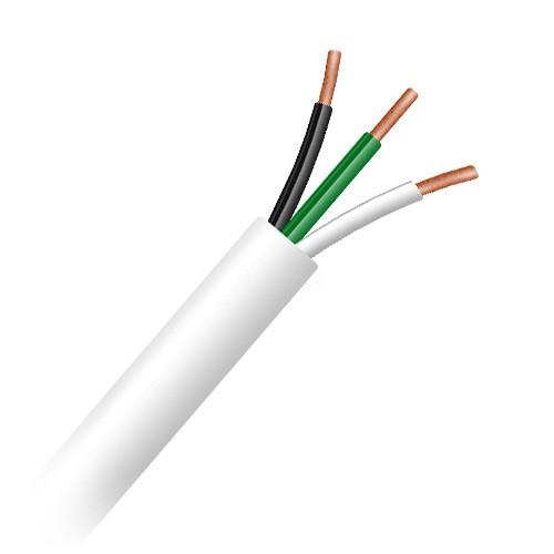 Marvelous Griplock Track Lighting 14 3 Sjtow White Power Cable 15Amps 300Volt Wiring Database Gramgelartorg