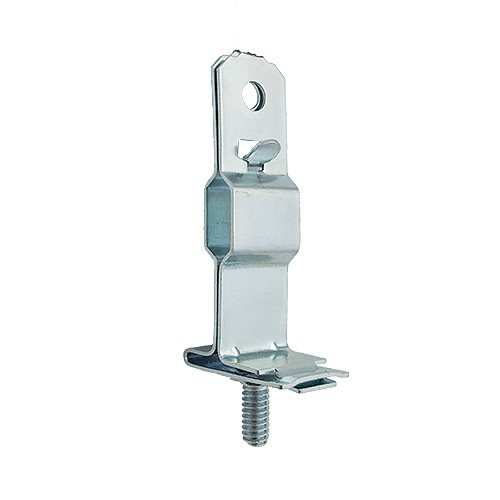 Suspended hx t clip ba1 track lighting supported t bar clip aloadofball Image collections
