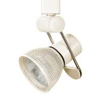 Par 30 adjustable black or white screen cone holder line voltage track light fixture