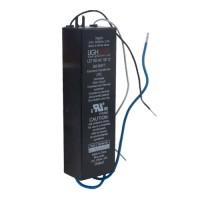 Showcase lighting GE LighTech LET-151-24 150 watt 24 volt AC electronic encapsulated rectangle transformer