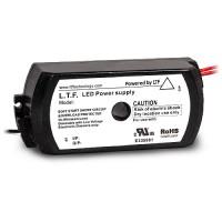 Track lighting LTF LED 150watt no load electronic AC driver transformer 12VAC ELV dimmable TA150WA12LED