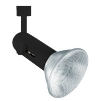 BLACK TLSK206-ABK Basic round back LED track light