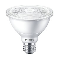 Track lighting Philips 471078 LED Par30 short neck 12watt 3000K 25° retail single optic AirFlux light bulb