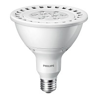 Track lighting Philips 426320 CorePro LED Par 38 13watt 2700K 25° narrow flood light bulb