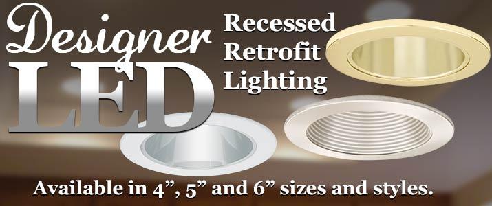 Designer LED Retrofits