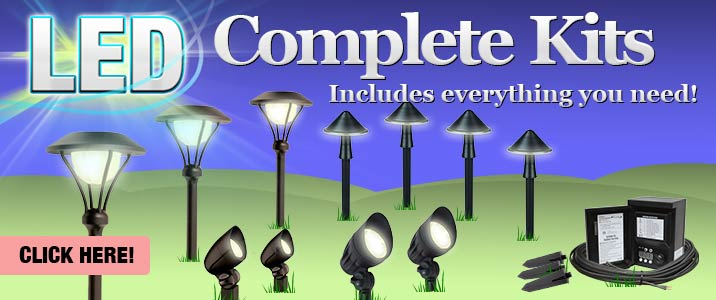 LED Complete Light Kits
