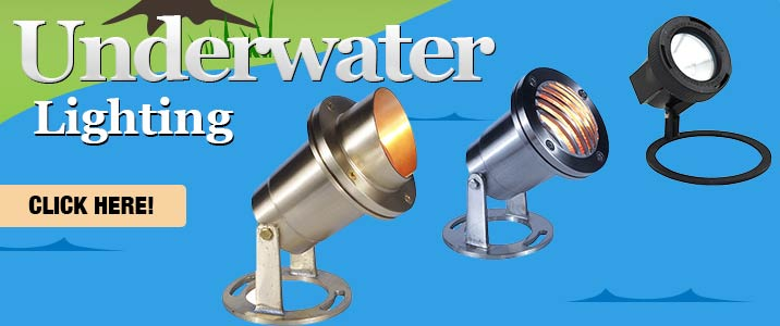 Outdoor Underwater LIghts
