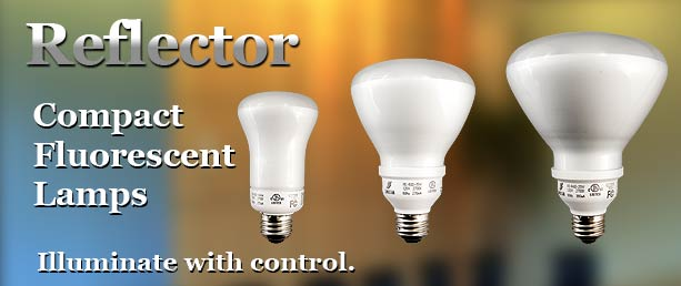 Buy Reflector Compact Fluorescent Light Bulbs