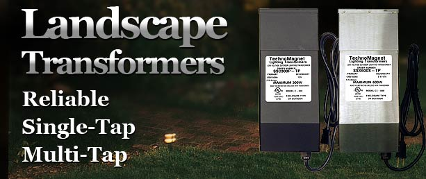 Buy Outdoor Landscape Transformers